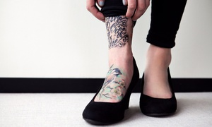 Artefex Tattoo Studio: One, Two, or Three Hours of Tattoo Service at Artefex Tattoo Studio (Up to 75% Off)