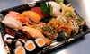 Sushi Box da asporto di 40 pezzi