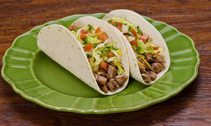 Taco Del Mar - Wandermere: $13 for Two Groupons, Each Good for $10 Worth of Baja-Style Mexican Food at Taco Del Mar ($20 Value)