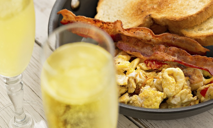Spats - Spats: $30 for Bottomless Brunch for Two with Mimosas and Shots at Spats ($78 Value)