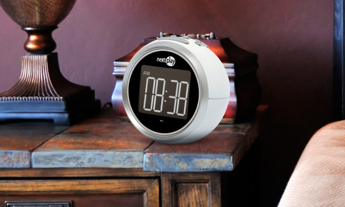 Dream Frequency Voice-Recognition Alarm Clock Radio: Dream Frequency Voice-Recognition Alarm Clock Radio (NR695SD). Free Returns.