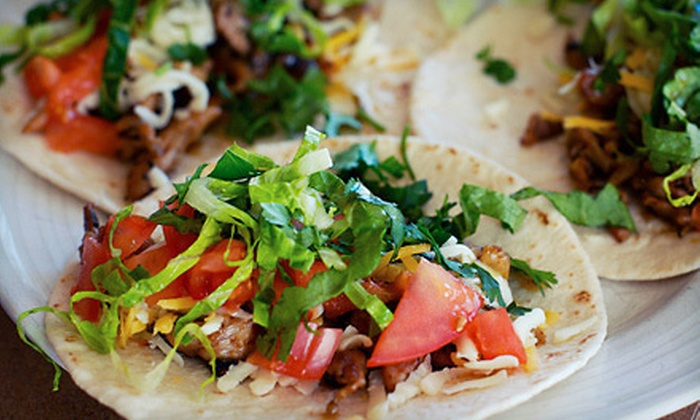 Chelitos Pupuseria - Santa Cruz: $10 for $20 Worth of Mexican and Salvadorian Cuisine at Chelitos Pupuseria