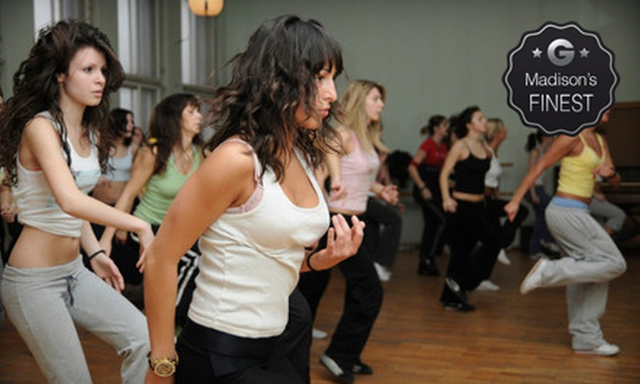 Dance Fabulous - Madison: $59 for 10 Adult Dance Classes at Dance Fabulous ($120 Value)