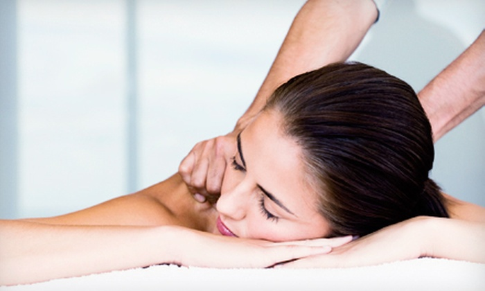 Alchemy Massage & MPS Therapy - North Alameda: 60- or 90-Minute Microcurrent Point Stimulation Treatment with Massage at Alchemy Massage & MPS Therapy (Up to 52% Off)