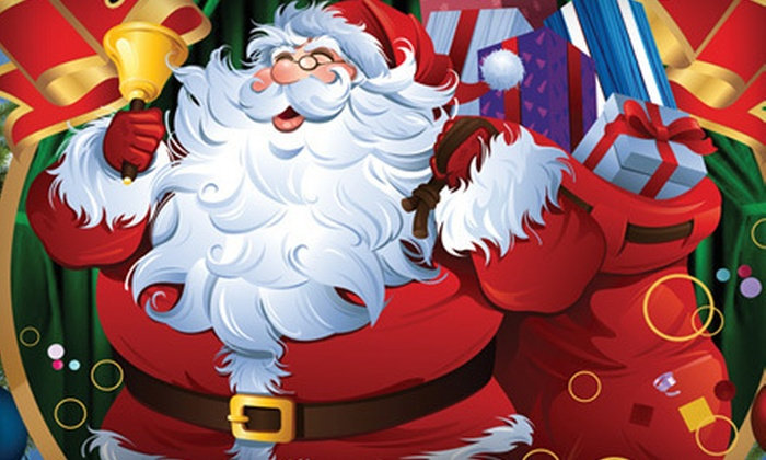Holiday Circus - Master Theatre: $35 for Holiday Circus with a Meet and Greet with Santa at New Millennium Theatre (Up to $69.99 Value)