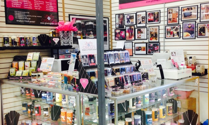 Glow To Flitter - Levittown: $25 for $30 Worth of Home Accessories — Glow To Glitter - Jewelry In Candles by Fran