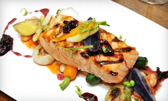 Grace's Table - White Plains: Meal for Two with Wine on Four Sunday–Friday or Saturday at Grace's Table (Up to 51% Off)