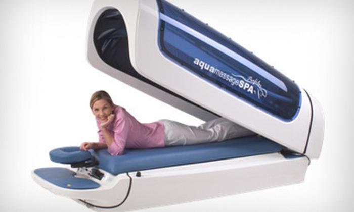 Aqua Massage and More - Millington: One or Three 40-Minute Aqua Massages at Aqua Massage and More (Up to 68% Off)