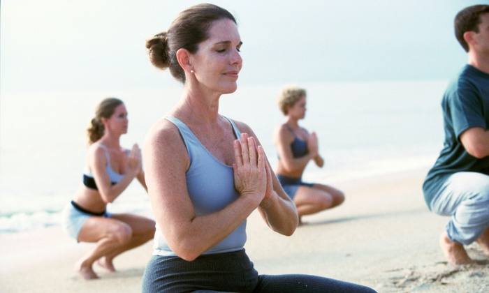 Yoga Pura - North Mountain: One Month of Unlimited Yoga Classes for One or Two at Yoga Pura (Up to 73% Off)