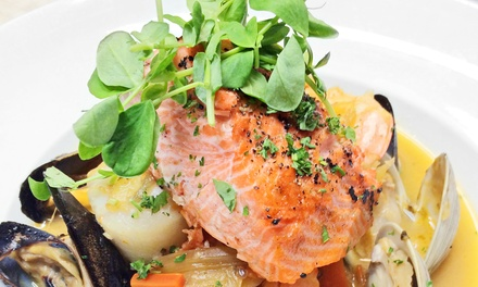 French-American Dinner Cuisine for Two or Four at Magnolia Cafe (Up to 46% Off)