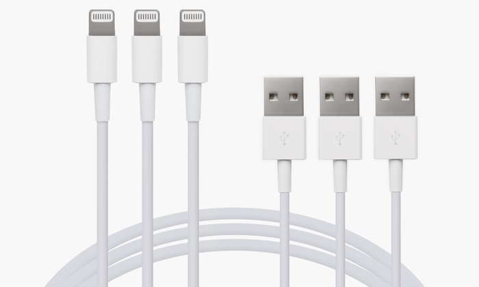 Apple Lightning to USB Cable (1 or 2 Meter Options Available)