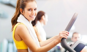 Anytime Fitness: One- or Two-Month Anytime Fitness Membership Packages (Up to 86% Off). Four Options Available.