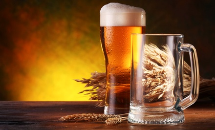 Beer, Spirits, and Hard Cider Tour for One, Two, or Four from Niagara Fun Tours (Up to 63% Off)