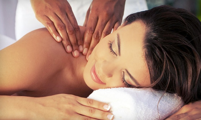 Healing Waters Therapy - Mandarin: 50- or 80-Minute Deep-Tissue Massage at Healing Waters Therapy (Up to 58% Off)