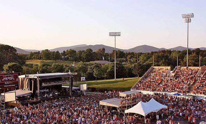 Blue Ridge Music Festival - Salem Football Stadium: Blue Ridge Music Festival with T-Shirt and Poster at Salem Football Stadium on Saturday, May 31 (Up to 56% Off)