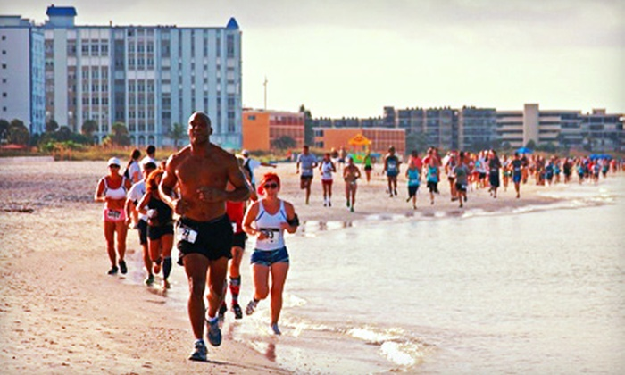 Beach Beast Challenge - St. Pete Beach: $35 for Race Entry to the Beach Beast Challenge on Saturday, August 24 ($90 Value)