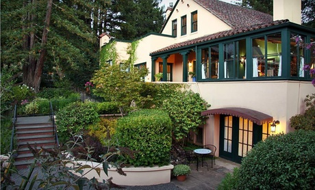 Sonoma County Inn near California Wineries