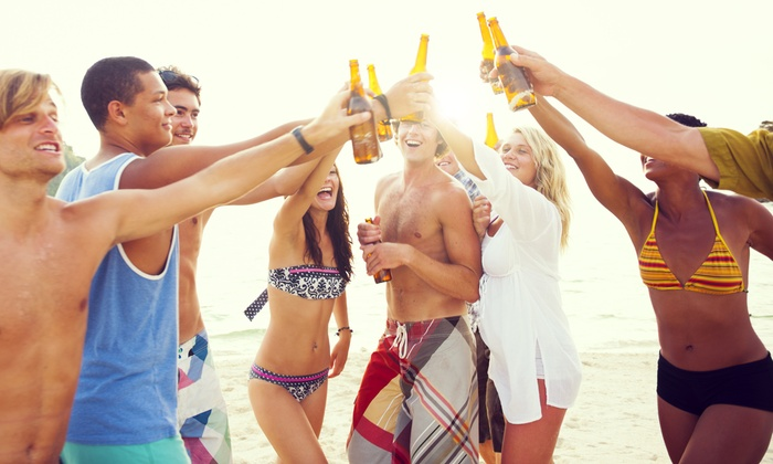 Barefoot Beer Festival - Diamond Beach: General Admission to Barefoot Beer Festival on July 11 (Up to 47% Off)