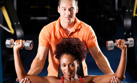 5 Private Personal-Training Sessions (a $250 value) - G-Fit in Leawood