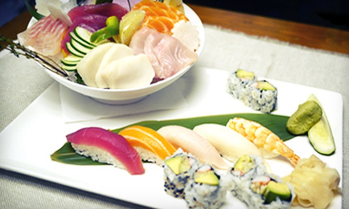 Yuki Sushi - New Utrecht,Bensonhurst: Sushi Party Platter or Two Hours of Catering from Yuki Sushi (Up to 60% Off). Three Options Available.