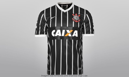 Camisa Nike Corinthians II 13 14 S N  904248084dd17