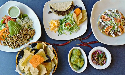Mexican Cuisine at Las Fajitas Mexican Grill (Up to 44% Off). Two Options Available.