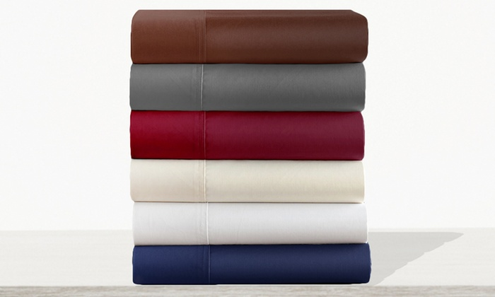 Hotel Grand 1000tc sheet set: $69.99 for Hotel Grand Egyptian-Cotton Rich Sheet Set (Up to a $210 List Price). Free Shipping & Returns.