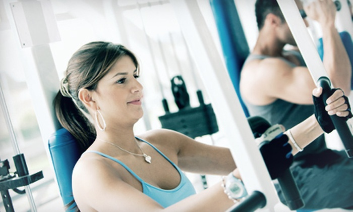 Extreme Fitness - Multiple Locations: $24 for a Two-Month Executive Membership Package with Lifestyle Coaching at Extreme Fitness (Up to $348 Value)