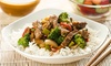 John Holly's Asian Bistro - Gaylord Street: $19 for $30 Worth of Chinese, Thai, and Sushi at John Holly's Asian Bistro