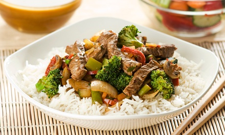 $16 for $30 Worth of Take-Out Chinese Food at Red Star Chinese Restaurant