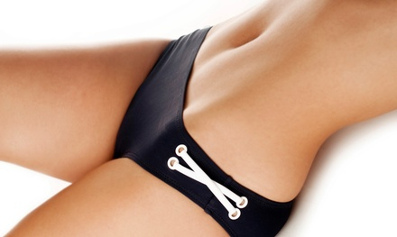 One or Two Bikini or Brazilian Waxes at  Salon Eden (Up to 56% Off)