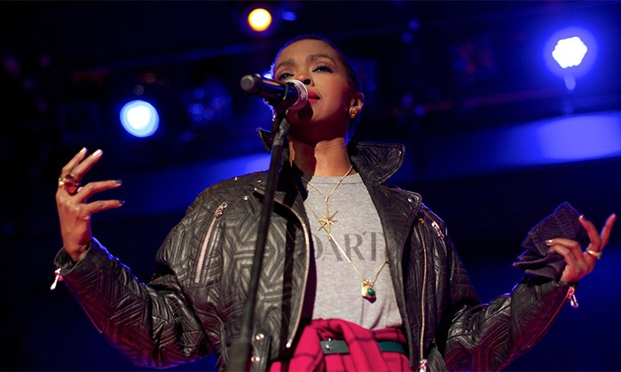 ONE MusicFest with Ms. Lauryn Hill, The Roots & More - Aaron's Amphitheatre at Lakewood: ONE MusicFest with Ms. Lauryn Hill, The Roots, A$AP Rocky, Wale, Janelle Monae & More on September 12 (Up to 23% Off)