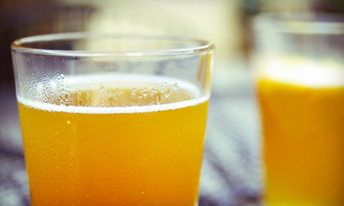 Craft Brewery Tours - Downtown Toronto: $74 for an Afternoon Craft-Breweries Tour for Two with Tastings from Craft Brewery Tours ($148 Value)