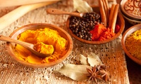 Three-Course Indian Dining for Two or Four at The Raj (Up to 49% Off)