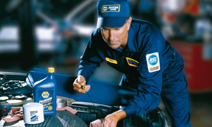 Express Auto Repair & Engine Exchange - Express Auto Repair & Engine Exchange: $24.99 for an Oil Change with Tire Rotation and A/C Inspection at Express Auto Repair & Engine ($89.95 Value)