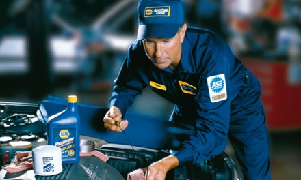 $19 for an Oil Change with Tire Rotation and Inspection at Express Auto Repair & Engine ($39.95 Value)