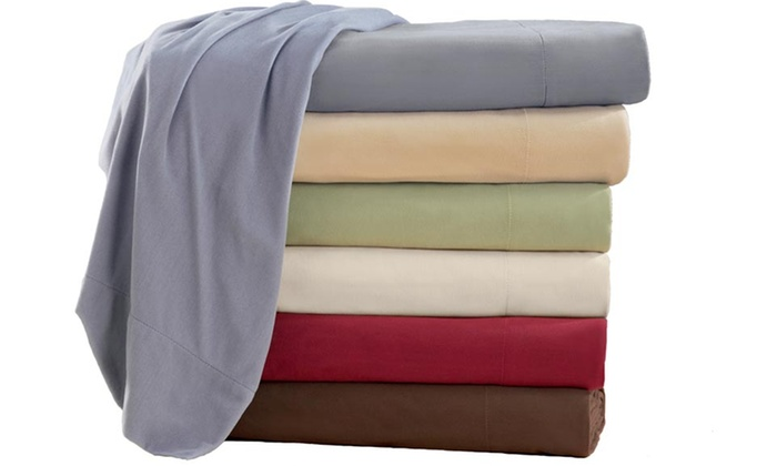 Microflannel Sheet Sets: Shavel Home Products Microflannel Sheet Sets (Up to 74% Off). Multiple Colors Available. Free Shipping and Returns.