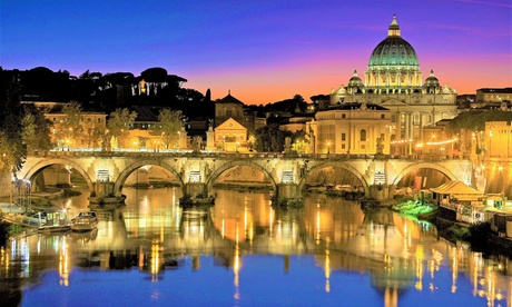 Roma: habitación estándar o superior con desayuno para 2 en Santamaggiore Inn Roma