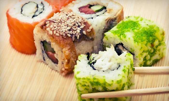 Ru San's - Downtown Nashville: $15 for $30 Worth of Japanese Cuisine at Ru San's