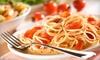 Luigi's Italian Bistro - Bellevue: $14 for $30 Worth of Italian Food Over Two Visits at Luigi's Italian Bistro