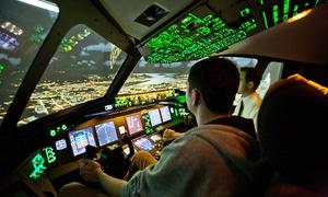 777 Simulatorfliegen: 60 Min. im Flugsimulator die Boeing 777 selbst fliegen inkl. Einweisung mit 777 Simulatorfliegen (bis zu 38% sparen*)