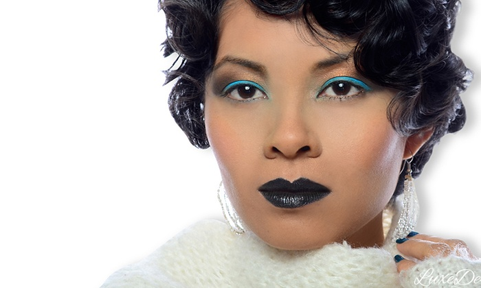 Luxedesire - Northeast Cobb: Makeup Lesson and Application from LuxeDesire (50% Off)