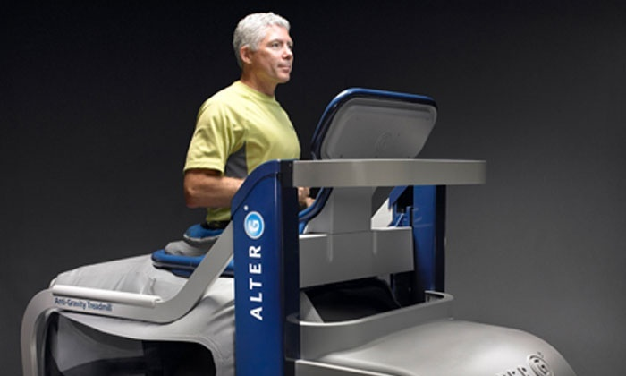 Mariners Physical Therapy - Santa Ana: 5 or 10 Half-Hour AlterG Anti-Gravity Treadmill Sessions at Mariners Physical Therapy (51% Off)