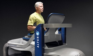 Mariners Physical Therapy: 5 or 10 Half-Hour AlterG Anti-Gravity Treadmill Sessions at Mariners Physical Therapy (51% Off)