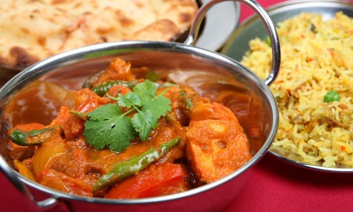 Minerva Indian Cuisine - Fairfax: $16 for $30 Worth of Indian Food at Minerva Indian Cuisine