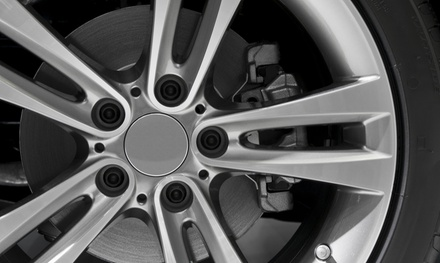 Midlands Alloy wheel refurbishment & tyre specialists ltd