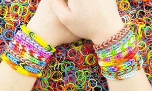 Loomatics: Loom Bracelet Kit from £6.90 from Loomatics