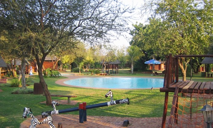 Mbizi Caravan Lodge - Bela Bela: Bela Bela: Self-catering Stay at Mbizi Lodge