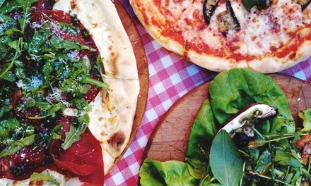 Two-Course Italian Meal for Two or Four at Mela Rossa (Up to 59% Off)