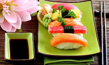 $10 for $20 Worth of Cuisine at Midori Japanese Restaurant. Two Options Available.